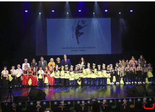 """I Wojewódzki Konkurs Taneczny """"Wiwat Dance!"""""""