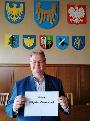 #WybierzSamorząd - 12 lipca!